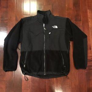 The North Face Denali Black Jacket Fleece Coat Sm.